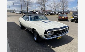 1967 Chevrolet Camaro for sale 101310423