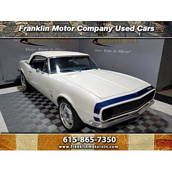1967 Chevrolet Camaro RS Convertible for sale 101315242