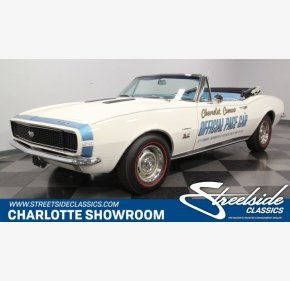1967 Chevrolet Camaro for sale 101329512