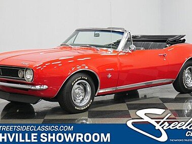 1967 Chevrolet Camaro Convertible for sale 101347238