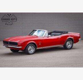 1967 Chevrolet Camaro for sale 101355190