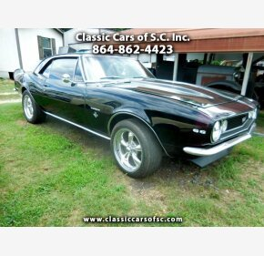 1967 Chevrolet Camaro Coupe for sale 101356617