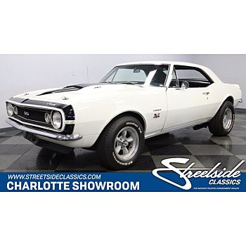 1967 Chevrolet Camaro for sale 101356967