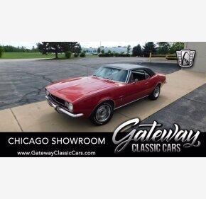 1967 Chevrolet Camaro for sale 101360558