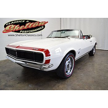 1967 Chevrolet Camaro Convertible for sale 101364806