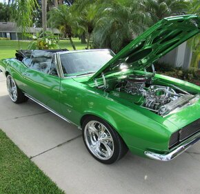 1967 Chevrolet Camaro RS Convertible for sale 101365571