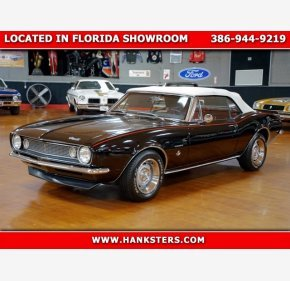 1967 Chevrolet Camaro Convertible for sale 101371257
