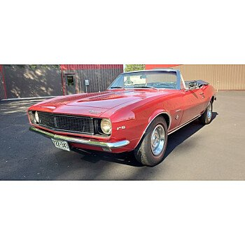 1967 Chevrolet Camaro for sale 101377922