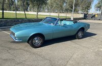 1967 Chevrolet Camaro Convertible for sale 101381155