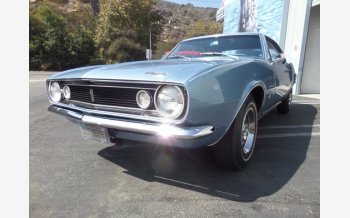 1967 Chevrolet Camaro for sale 101389610