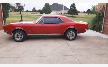 1967 Chevrolet Camaro Coupe for sale 101394277