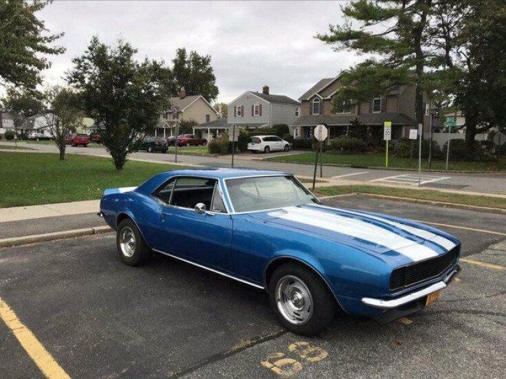 1967 Chevrolet Camaro for sale 101401073