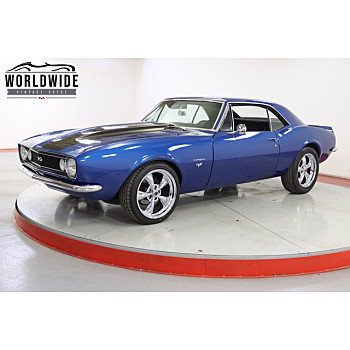 1967 Chevrolet Camaro for sale 101404225