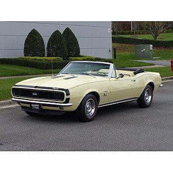 1967 Chevrolet Camaro for sale 101405980
