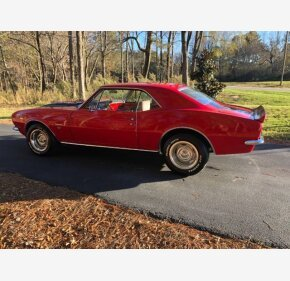 1967 Chevrolet Camaro for sale 101411063