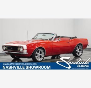 1967 Chevrolet Camaro for sale 101417880