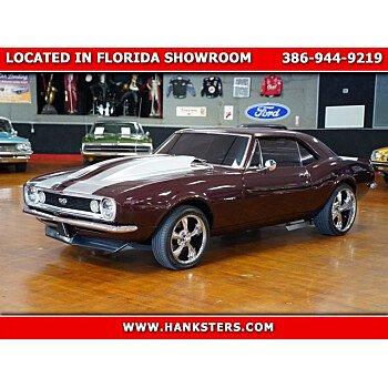 1967 Chevrolet Camaro for sale 101426009
