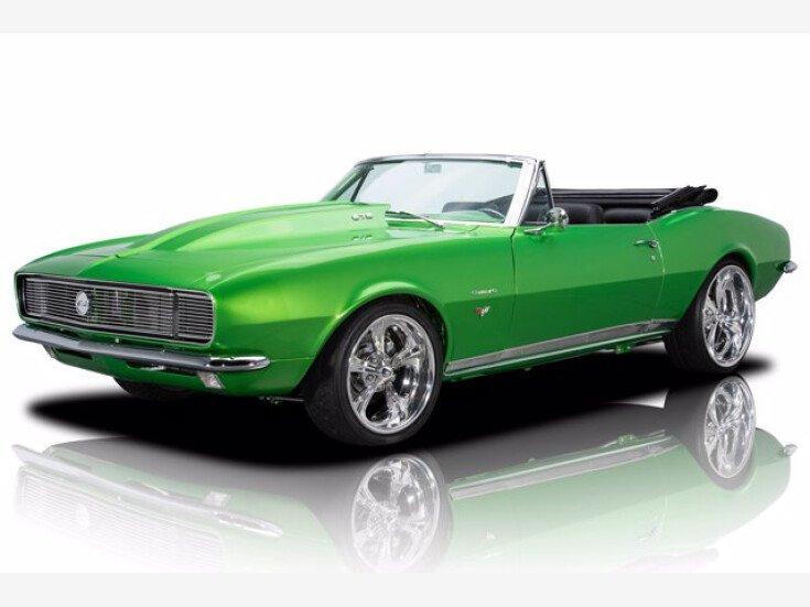 1967 Chevrolet Camaro for sale 101427078