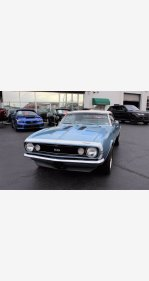 1967 Chevrolet Camaro SS Convertible for sale 101428302