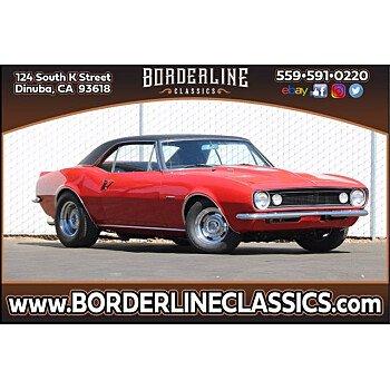 1967 Chevrolet Camaro for sale 101438165