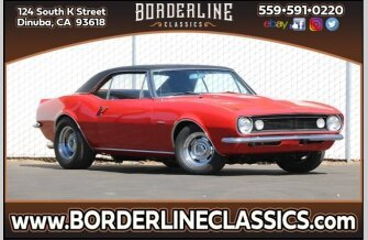 1967 Chevrolet Camaro for sale 101438165