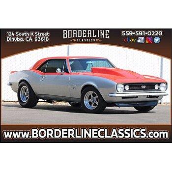 1967 Chevrolet Camaro for sale 101438169