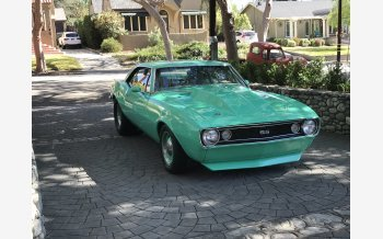 1967 Chevrolet Camaro SS for sale 101448156