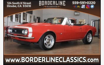 1967 Chevrolet Camaro SS for sale 101458446