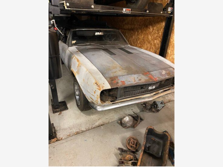 1967 Chevrolet Camaro SS Convertible for sale 101468165