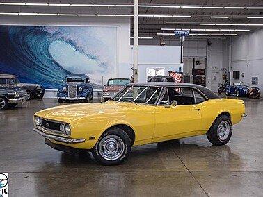 1967 Chevrolet Camaro for sale 101479022
