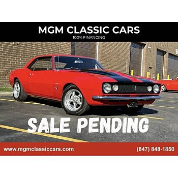 1967 Chevrolet Camaro for sale 101482875