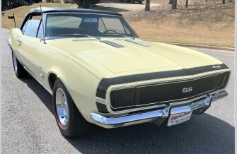 1967 Chevrolet Camaro SS Convertible for sale 101492577
