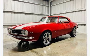 1967 Chevrolet Camaro for sale 101500281