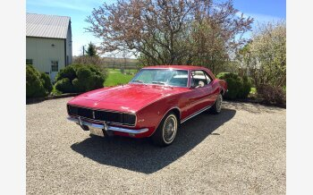 1967 Chevrolet Camaro RS Coupe for sale 101509278