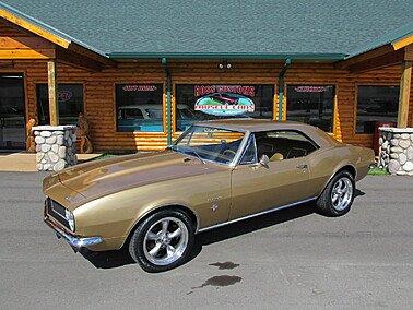 1967 Chevrolet Camaro for sale 101546413
