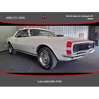 1967 Chevrolet Camaro for sale 101566973