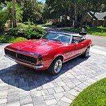 1967 Chevrolet Camaro Convertible for sale 101577395