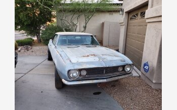1967 Chevrolet Camaro Coupe for sale 101606937