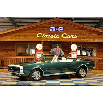 1967 Chevrolet Camaro for sale 101632744