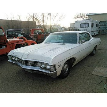1967 Chevrolet Caprice for sale 100957583