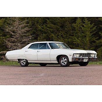 1967 Chevrolet Caprice Sedan for sale 101511242