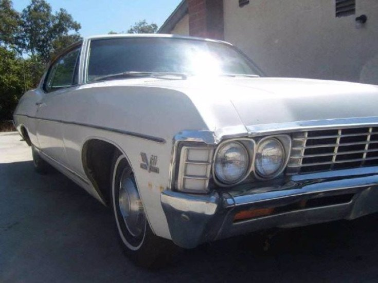 1967 Chevrolet Caprice for sale 101534946