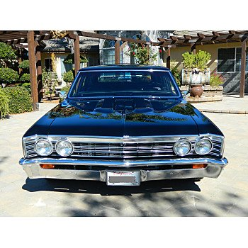 1967 Chevrolet Chevelle for sale 101097538