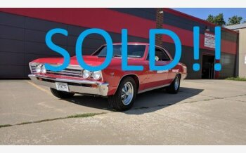 1967 Chevrolet Chevelle for sale 100959079