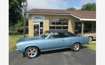 1967 Chevrolet Chevelle for sale 101008035