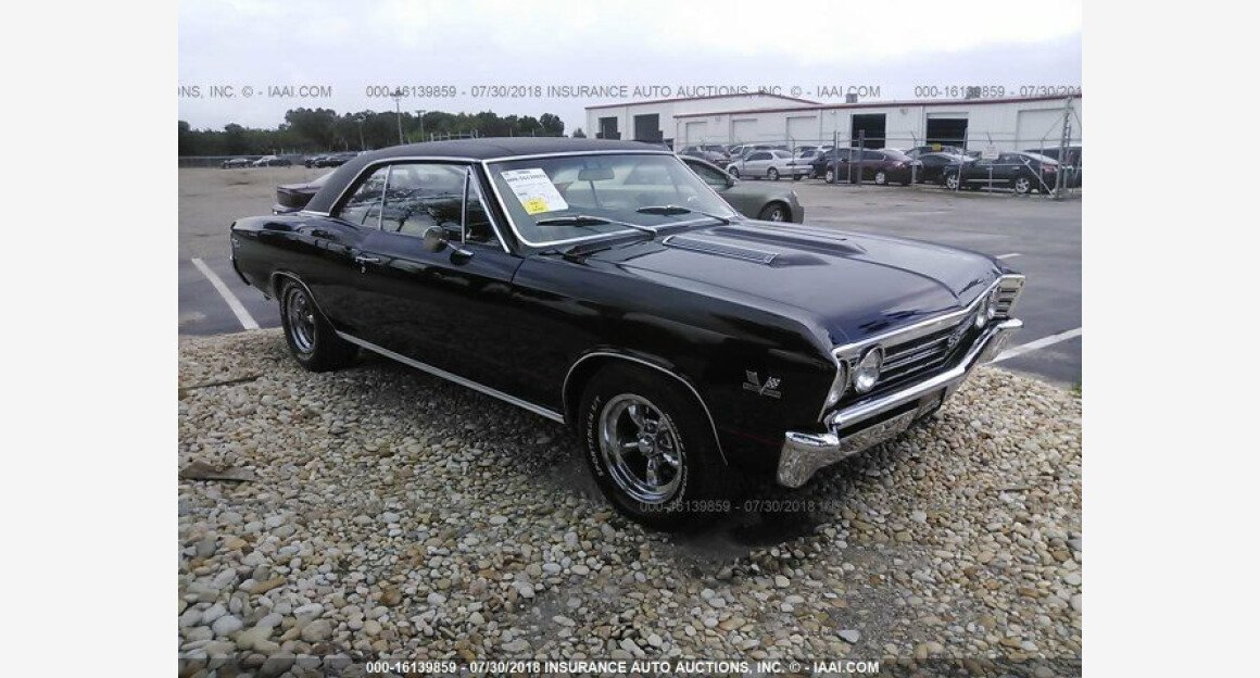 1967 Chevrolet Chevelle for sale 101015301