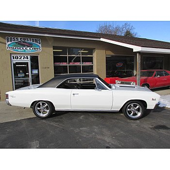 1967 Chevrolet Chevelle for sale 101085683