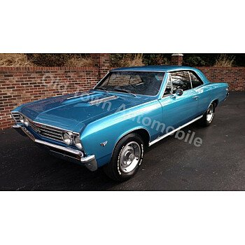 1967 Chevrolet Chevelle for sale 101096007