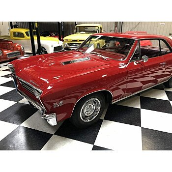 1967 Chevrolet Chevelle for sale 101086817