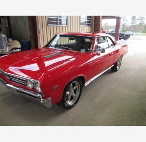 1967 Chevrolet Chevelle SS for sale 101091256